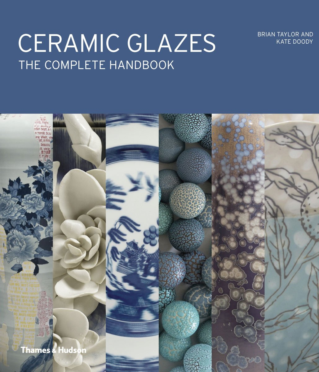 ceramic glazes book