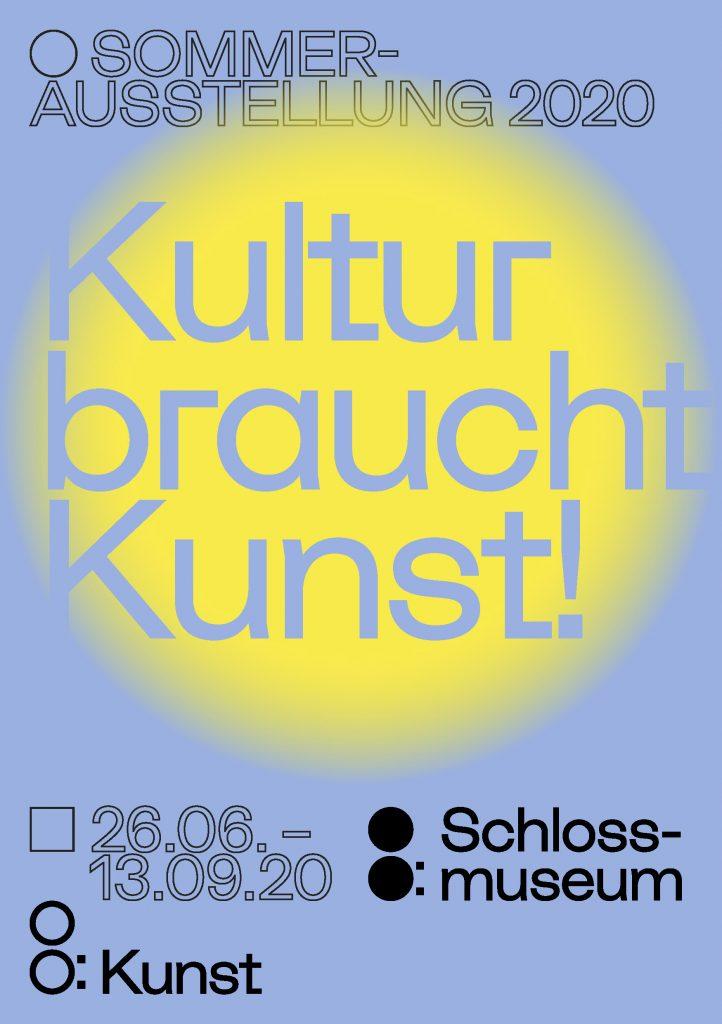 Sommer Ausstellung 2020